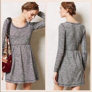 Anthro Saturday Sunday Desna Knit Sweater Dress L